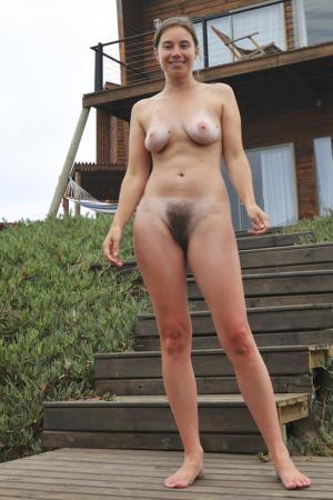 Frau amateur nackt